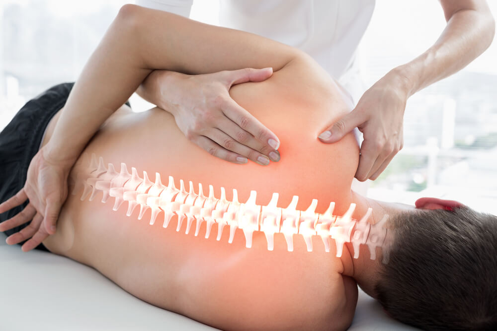 SafeCare Doc spine treatment